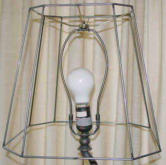 Square Lampshade Frames