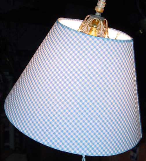 Hardback Uno Bridge Lamp Lampshades