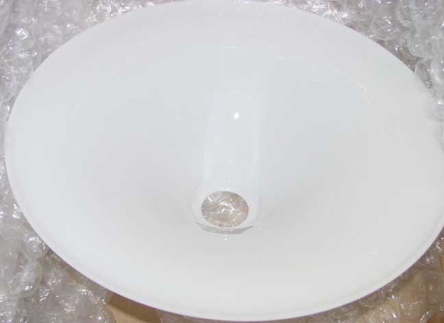 Glass Replacement Replacement Glass Shade For Torchiere